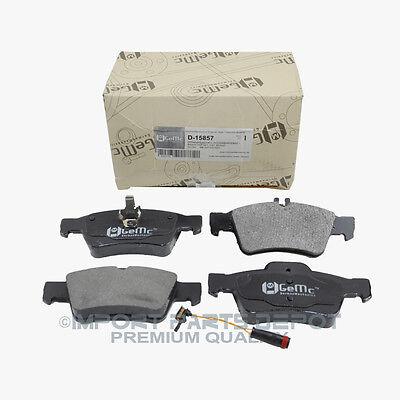 New Rear Brake Pads Pad Set Mercedes-Benz Premium 0059320 Sensor