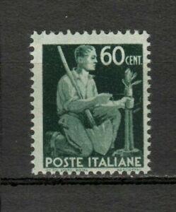 S33621 Italy MNH 1945 c.60 1v