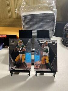 2020 Mosaic Jordan Love NFL Debut & Base Rookie Card Lot Green Bay Packers! 🔥