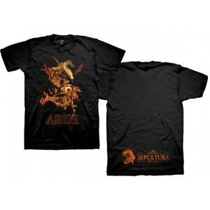 OFFICIAL-LICENSED-SEPULTURA-ARISE-30-YEARS-T-SHIRT-METAL