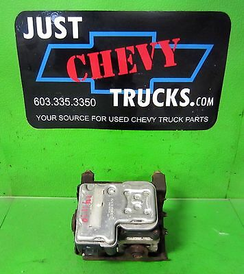 01 02 Chevy Silverado Tahoe GMC Sierra Yukon Escalade ABS Motor Anti Lock Brakes