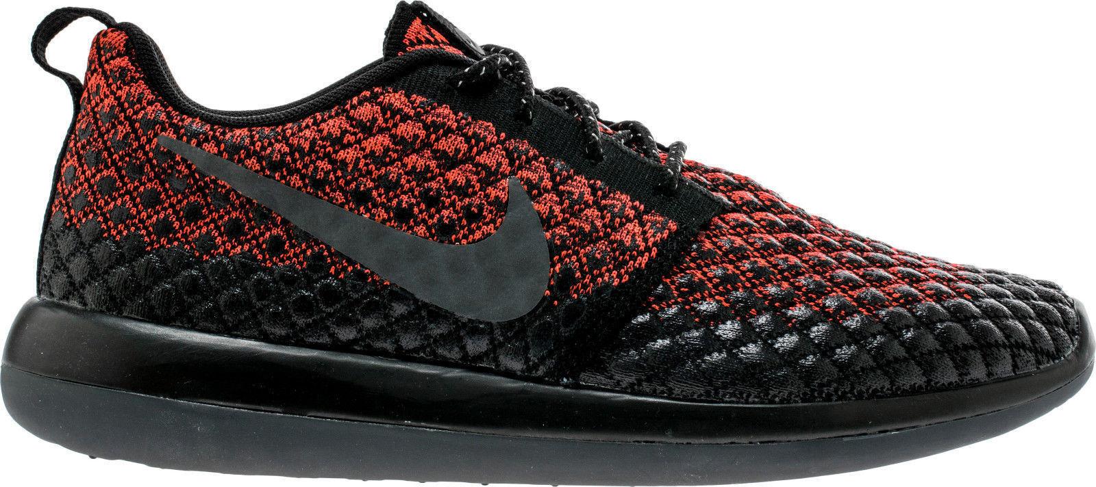 Nike 365 roshe 2 flyknit 365 Nike raggiante grigio scuro nero 859535-600 Uomo sz 11,5 adac33