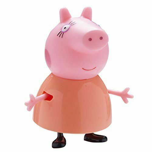 Peppa Pig Figures Peppa/'s Family Figure Pack of 4 Articulated Figure Toys Kids