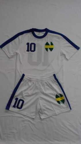 Completo Calcio Bambino HOLLY E BENJI HUTTON 10 6//8//10 Anni Nome Numero Gratis