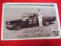 1962 Pontiac Fireball Roberts Daytona Speedway Car Big 11 X 17 Photo Picture