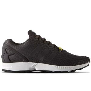 59edd25f4 Image is loading S75488-Men-ADIDAS-ORIGINALS-ZX-FLUX-TECHFIT-NEW