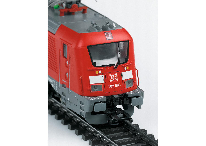 qualità garantita Trix 22195 E-Lok BR 102  SKODA tipo 109 109 109 e  Digital DCC MFX suono  neu in OVP    Senza tasse