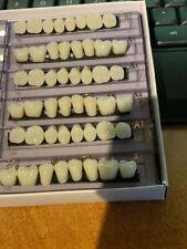 3 New Sets Posterior Dental Teethshade A1 Ships From Usa