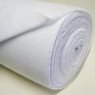 """Interlining Curtain Medium Weight 180g Sarille Polyester 180gsm 56/"""" Wide"""