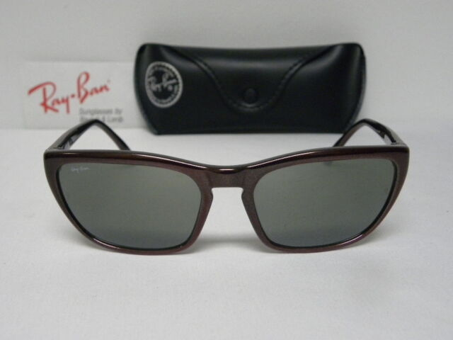 813cd44e14 Frequently bought together. Vintage B L Ray Ban Predator 1 PS1 Crimson Rage  Mirror Cats W2490 Sunglasses USA