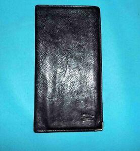portefeuilles-chequier-TEXIER-avec-poches-et-cartes-en-cuir-noir
