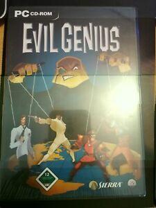 Evil-Genius-Computerspiel-fuer-PC-Klassiker-Kult-Spiel-Neuware