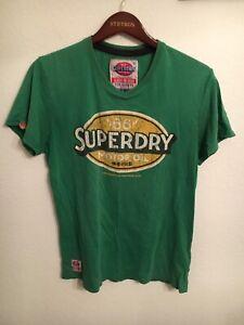 Superdry 66 Motor oil T shirt