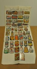 WACKY PACKAGES Lot of 1st 2nd 4th 6th Series 1973 70s VTG Topps RARE Collection