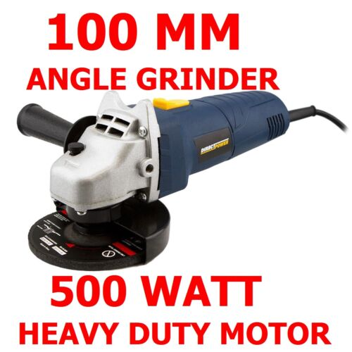 NEW QUALITY DIRECT POWER GRINDER 500W TOOL CUT GRIND METAL WOOD PLASTIC BUILD
