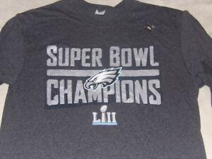 6fda26fc11d Image is loading NFL-Philadelphia-Eagles-Super-Bowl-52-Champions-T-