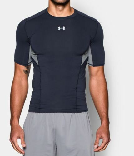 New Under Armour Men/'s UA CoolSwitch Short Sleeve Compression Shirt