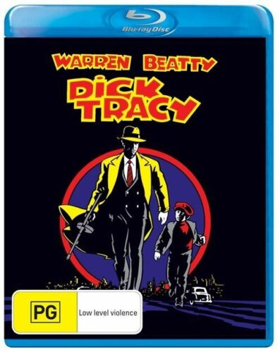 1 of 1 - Dick Tracy Blu-ray Discs NEW