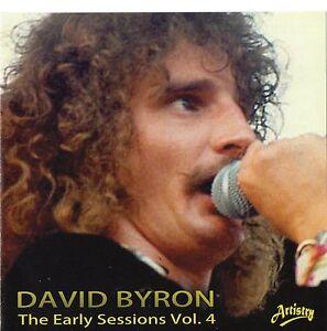 DAVID-BYRON-ex-URIAH-HEEP-EARLY-AVENUE-RECORDINGS-SESSIONS-Vol-4-20-TRACKS-NEW