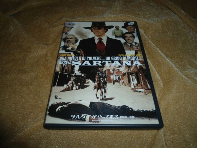 Light The Fuse   Sartana Is Coming  1970   1 Disc Region  2 Dvd  In Italian Lang