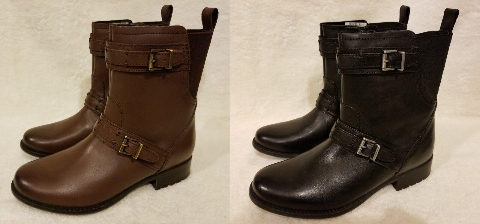 Nuevas botas para para para mujer Clarks Plaza Ciudad de cuero  mejor vendido