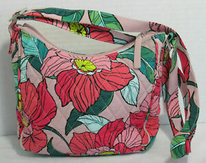 Vera-Bradley-Mini-Andi-Crossbody-Vintage-Floral-NWT-Retired-MSRP-58-00