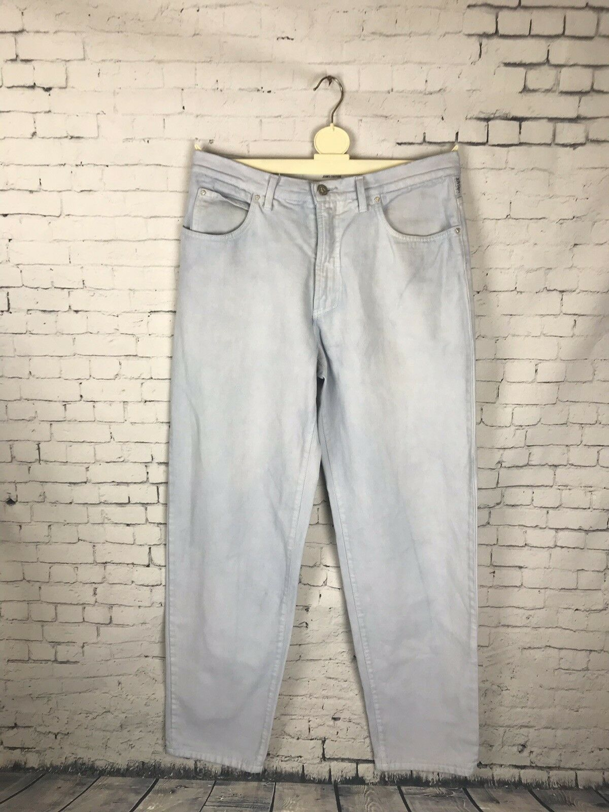 Stunning Mens Vintage VERSACE Jeans Couture Jeans   W36   Standard Leg   A57