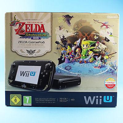 Nintendo Wii U The Legend of Zelda: The Wind Waker HD Premium Pack 32 GB