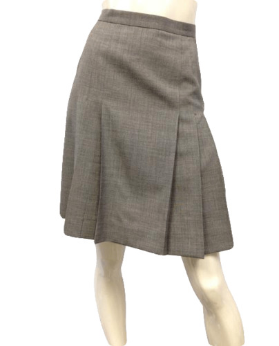 Saks Fifth Avenue Folio Collection Gray Schoolgirl