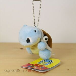 Pokemon-Center-Original-munecos-de-Pokemon-Peluche-Mascota-Llavero-Blastoise-Japon