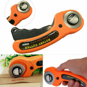 Professional-45mm-Round-Rotary-Cutter-Sewing-Quilting-Roller-Fabric-Cutting-Tool