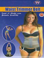 Waist Trimmer Belt, Postpartum Support Body Abdomen Brace Support As Seen On Tv