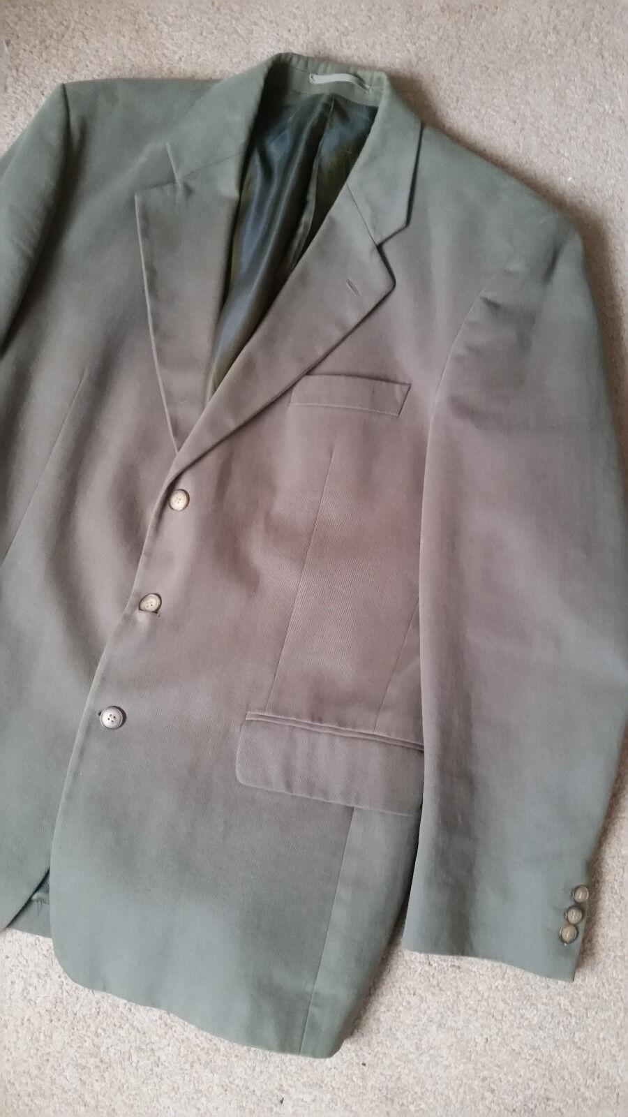 Austin Vert Reed Veste 40r Jacket Sportsman Sauge Homme 6Zfpt