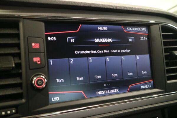 Seat Leon 1,6 TDi 115 Style DSG billede 6