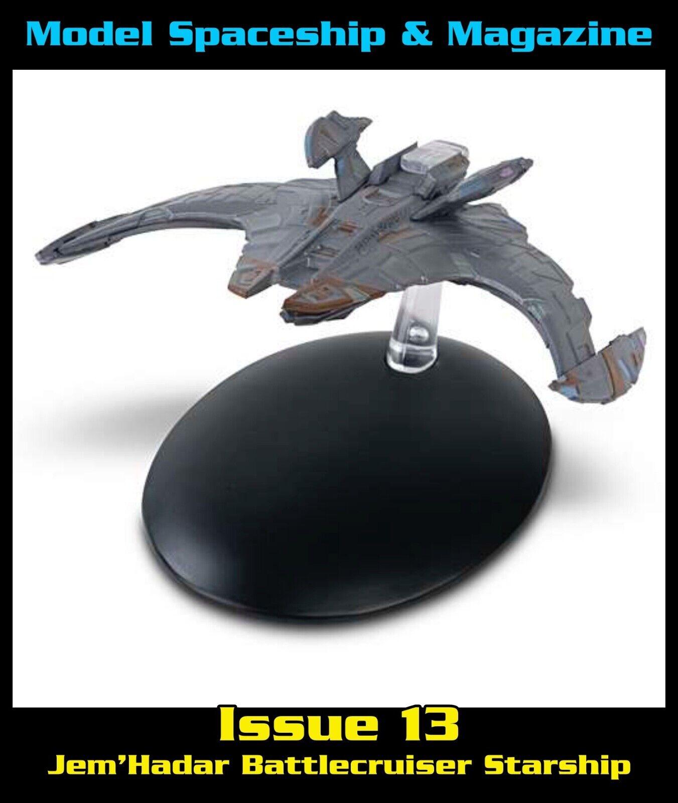 Issue 13: Jem'Hadar Battlecruiser Starship