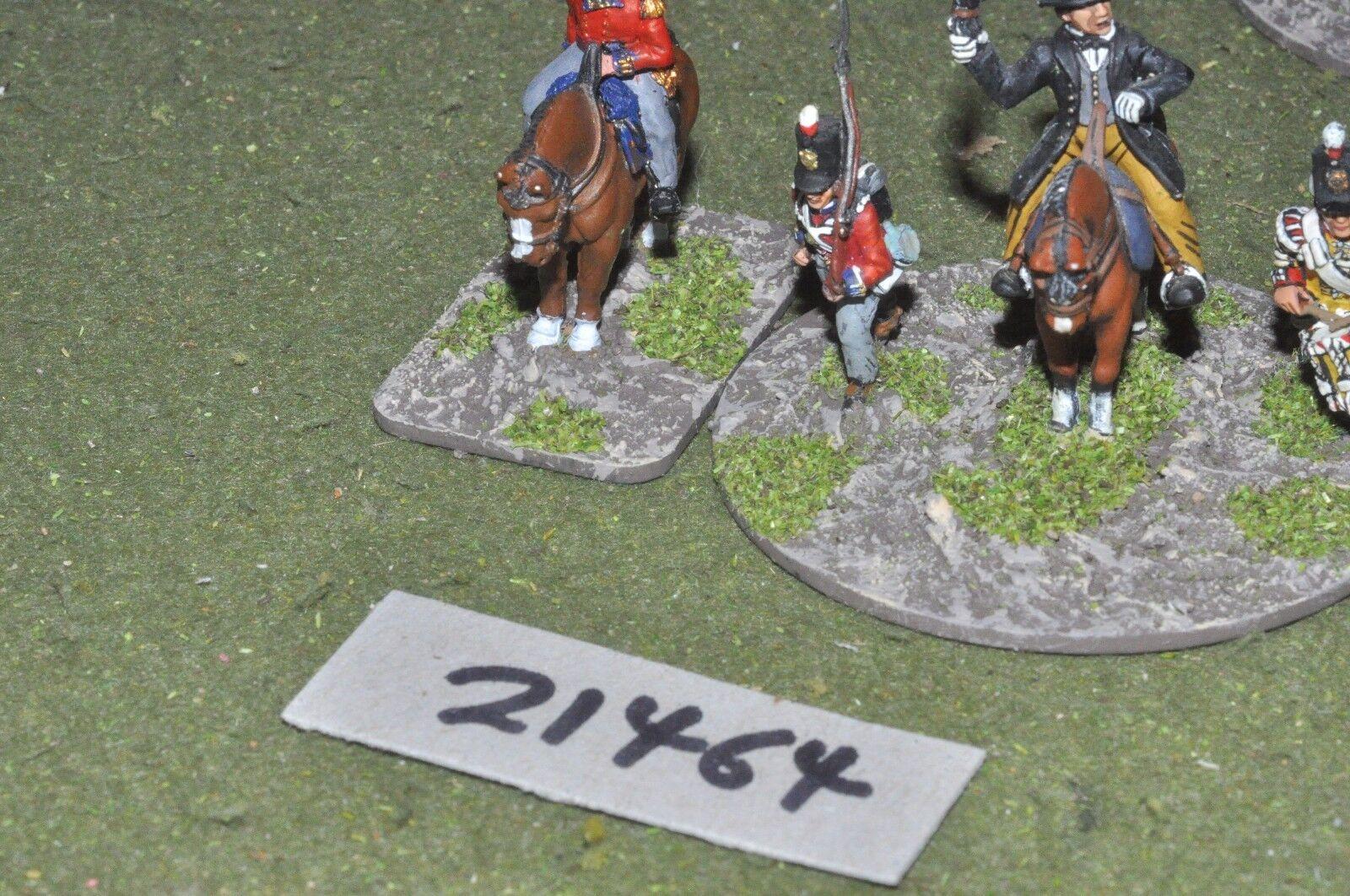 25 mm napoléoniennes British-commande-Command (21464)