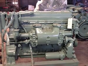 Details about DETROIT DIESEL 671 REMAN ENGINE 6-71 REMAN ENGINE 6-71