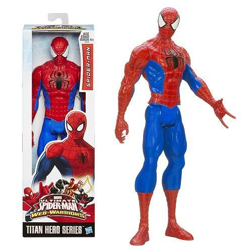 ULTIMATE SPIDERMAN 30 CM men RAGNO ACTION FIGURE COMICS STATUA STATUA STATUA STATUE MARVEL 6f448c