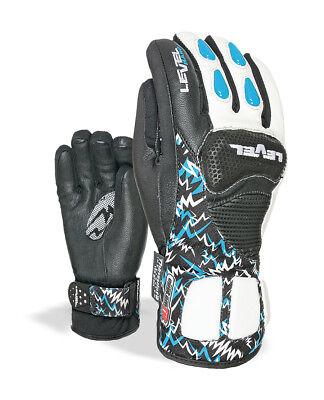 Professioneller Verkauf Level Skihandschuhe Worldcup Jr Cf Blau Thinsulate™ Wasserabweisend