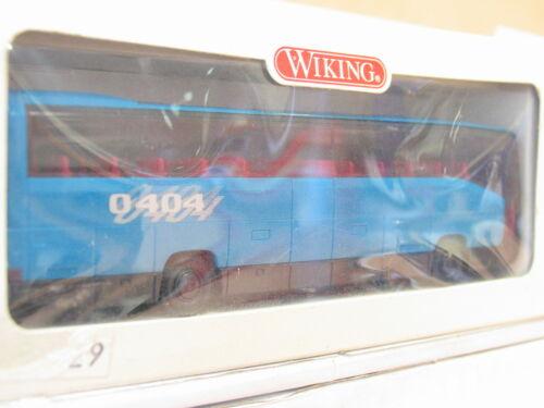 D5308 Wiking 714 02 MB O 404 RHD Reisebus 0404 OVP