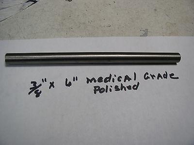 "Bar  Round 1 Pc  12/"" Long 3//8/""   Steel Rod"
