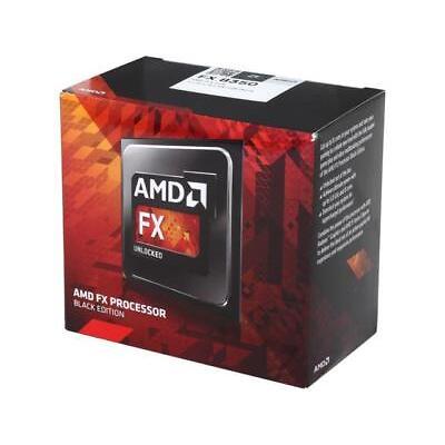 AMD FX-8350 Black Edition Vishera 8-Core 4.0 GHz Socket AM3+ Desktop Processor