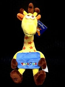 Toys R Us Geoffrey Plush Gift Card Holder 13 Collectible New With