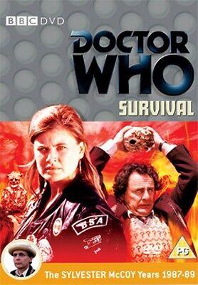 Doctor Who Survival (Sylvester McCoy) New DVD R4