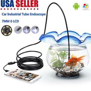 Waterproof-Inspection-Camera-Boroscope-Snake-Scope-Endoscope-For-Andorid-Phone