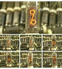"10 PCS/LOT SYMBOL Vintage NEON NIXIE TUBE IN-19A ""k, М, Р, m, µ, n, %, °С"" NOS"