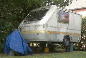 Eribelle Eriba Caravan