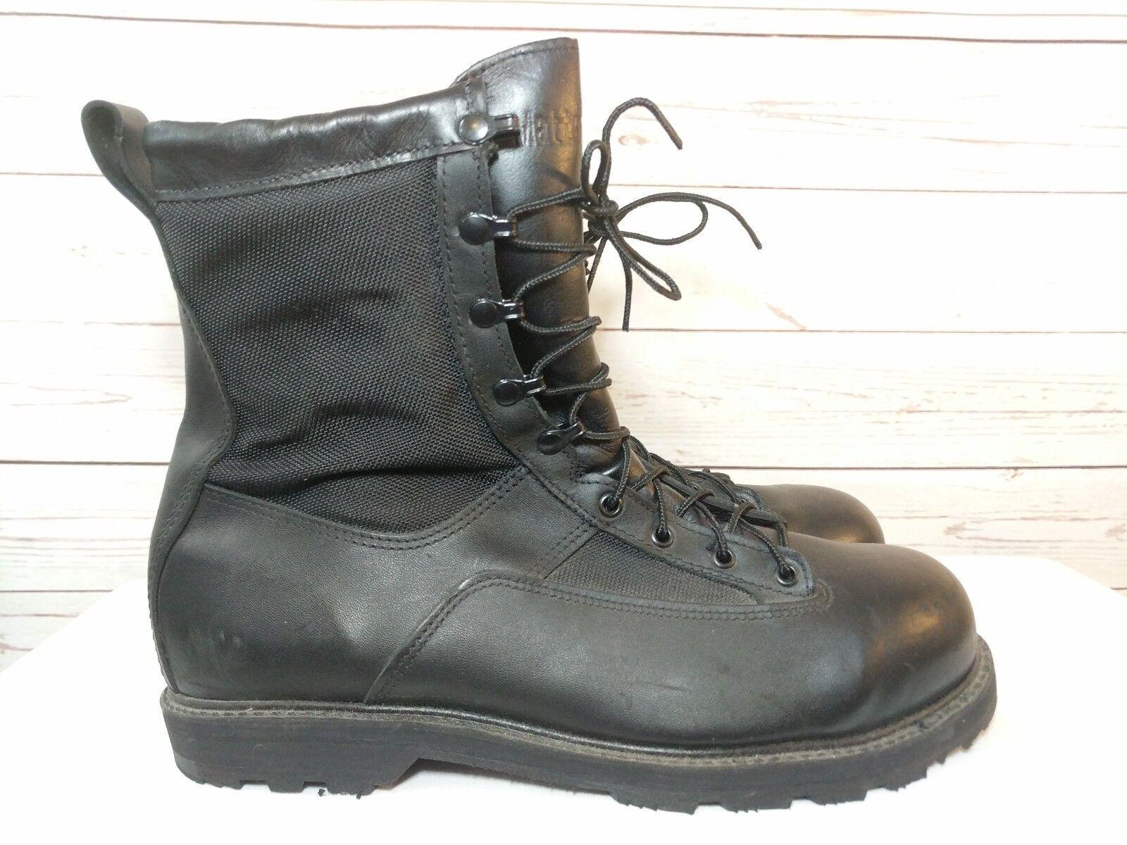 Cove Matterhorn Leather Gore-Tex Steel Toe Search & Rescue Boots Men's Sz 12.5W