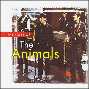 THE-ANIMALS-MOST-OF-CD-GREATEST-HITS-BEST-ERIC-BURDON-60-039-s-NEW