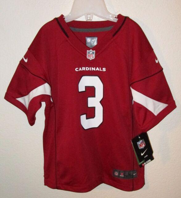 abaf9047d228 NWT Nike Carson Palmer Arizona Cardinals  3 Preschool Kids Jersey L MSRP 55